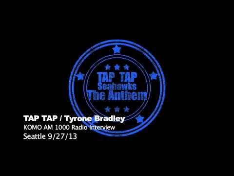 KOMO Radio Interview with Tap Tap & Tyrone Bradley 9/27/13