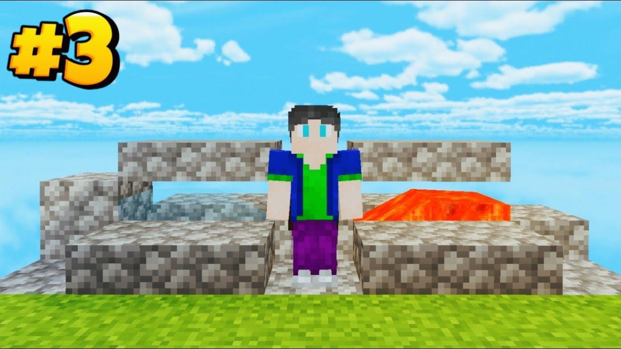 ВЫЖИВАНИЕ НА ОДНОМ БЛОКЕ! МАЙНКРАФТ ВЫЖИВАНИЕ! // #3 // Minecraft One block