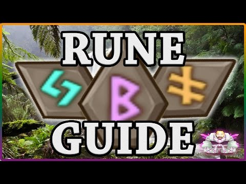 Summoners War: Rune Guide, Get Strong Fast