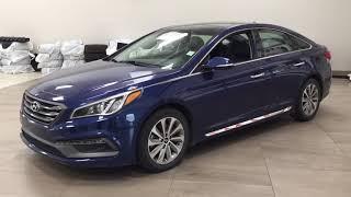 2016 Hyundai Sonata Sport Tech Review