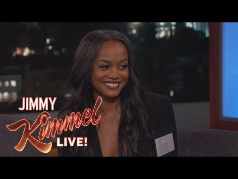 Jimmy Kimmel Predicts the Winner of The Bachelorette with Rachel Lindsay