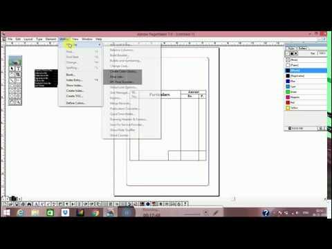 Adobe Page Maker Full Tutorial