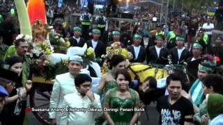 Ngunduh Mantu, Anang Hermansyah & Ashanty Dikirab