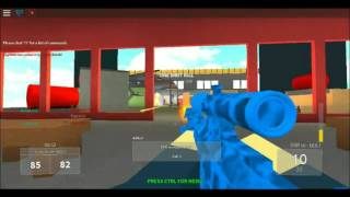 Roblox gameplay last strike