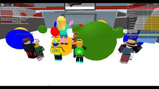 ROBLOX playing simon says 2018 real version