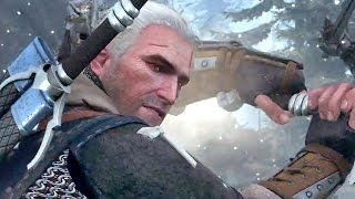 The Witcher 3: Wild Hunt — Кровь древних! Трейлер The Game Awards 2014 (HD)