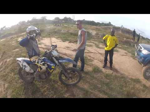 Entraînement Cross - Agoé - Lomé - 29/30 Septembre 2012