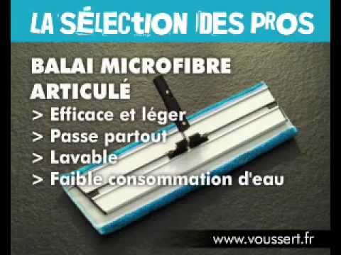 balai microfibre sol professionnel youtube. Black Bedroom Furniture Sets. Home Design Ideas
