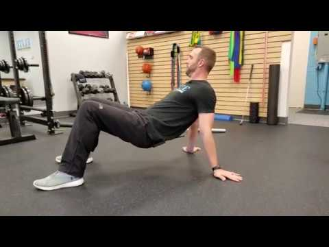 Exercise for Shoulder Extension | Tabletops | Chesterfield Chiropractor