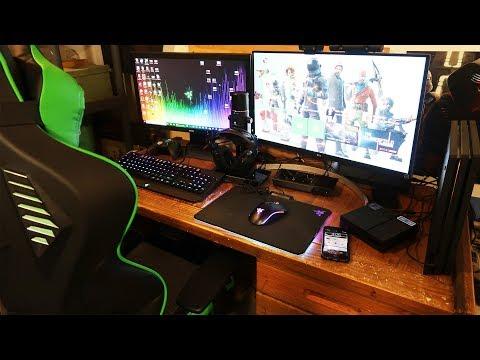 My Gaming Setup & Room Tour!