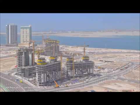 Construction Update - Shams Meera | Reem Island