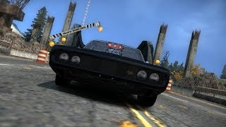 NFS MW Final Pursuit | Dominic Toretto(Doms) Dodge Charger R/T | From F&F 7