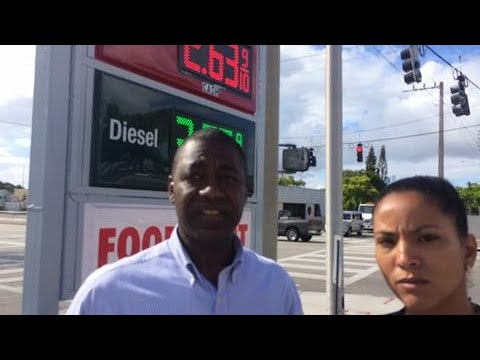 Video: Confusion over gas station price signs