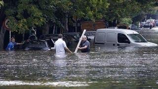 Argentine : La Plata sous les eaux en deux heures de temps