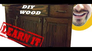 How To Build Raised Panel Cabinet Doors From Scratch!