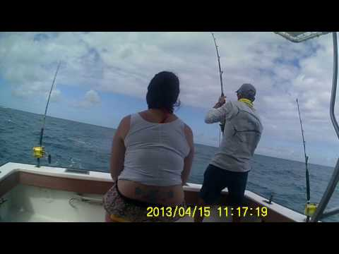 Catching Grouper in Cuba