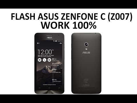how-to-flash-asus-zenfone-c-(z007)-work-100%