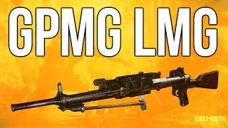 WW2 In Depth: GPMG LMG Review (Call of Duty: WWII)