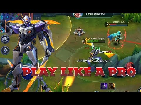 THIS VIDEO WILL MAKE U A PRO SABER PLAYER /Saber new skin codename - storm gameplay