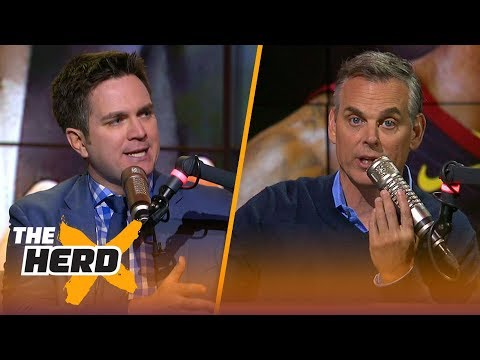 Chris Mannix weighs in on the LeBron James Sweepstakes and Warriors dynasty | NBA | THE HERD