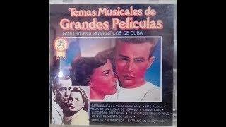 GRAN ORQUESTA ROMANTICOS DE CUBA
