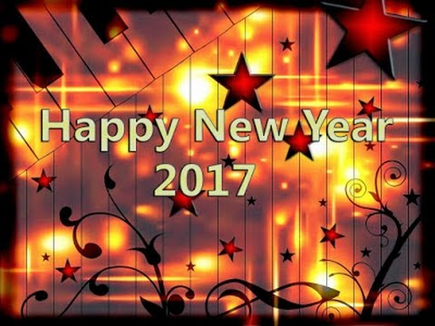 Happy New Year 2017 Wishes Gif Wallpaper Video Youtube