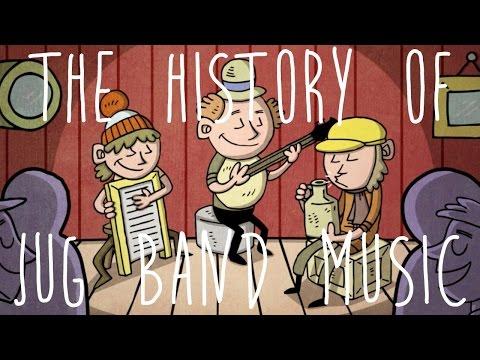 The History of Jug Band Music