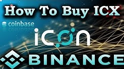 How to buy ICX ICON with Coinbase(GDAX)