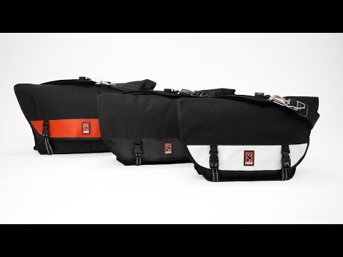 Chrome Industries - Choosing A Messenger Bag