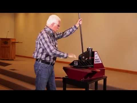 Weaver Leather Presents Master Tools Rotary Punch Doovi