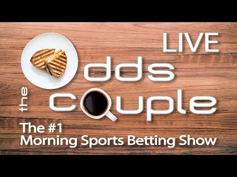 The Odds Couple LIVE | Morning MLB Picks Of The Day w/ Pistol Pete