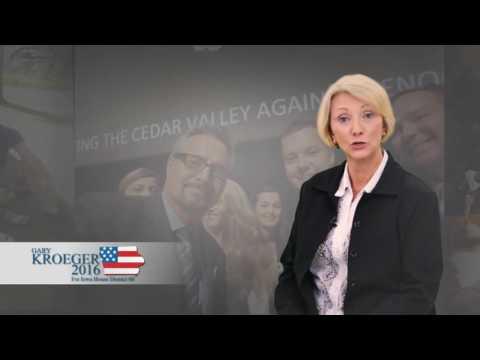 Kroeger for Iowa House - Testimonials