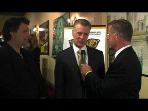 Art Rooney II at The Chief Movie Premier