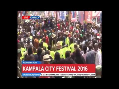 Kampala City Festival Full to Capacity