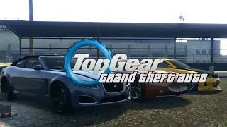 GTA 5 | Top Gear | Best First Car Challenge