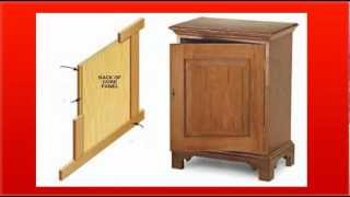 Fine Woodworking Plans Index