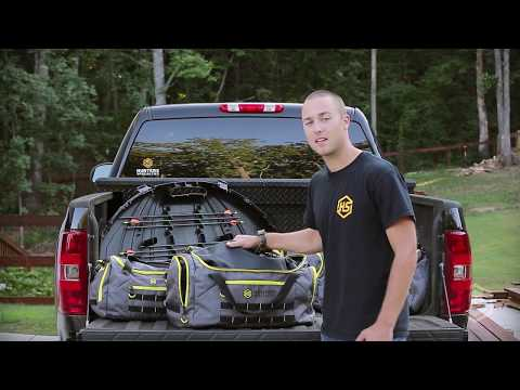 Scent-A-Way Scent-Safe Duffel Bags Video