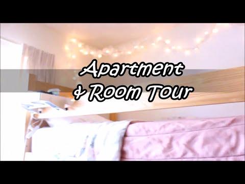 UC Santa Cruz Apartment Tour   rosylindatv
