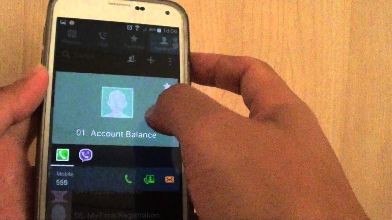 how to safely keep contacts on samsung s5
