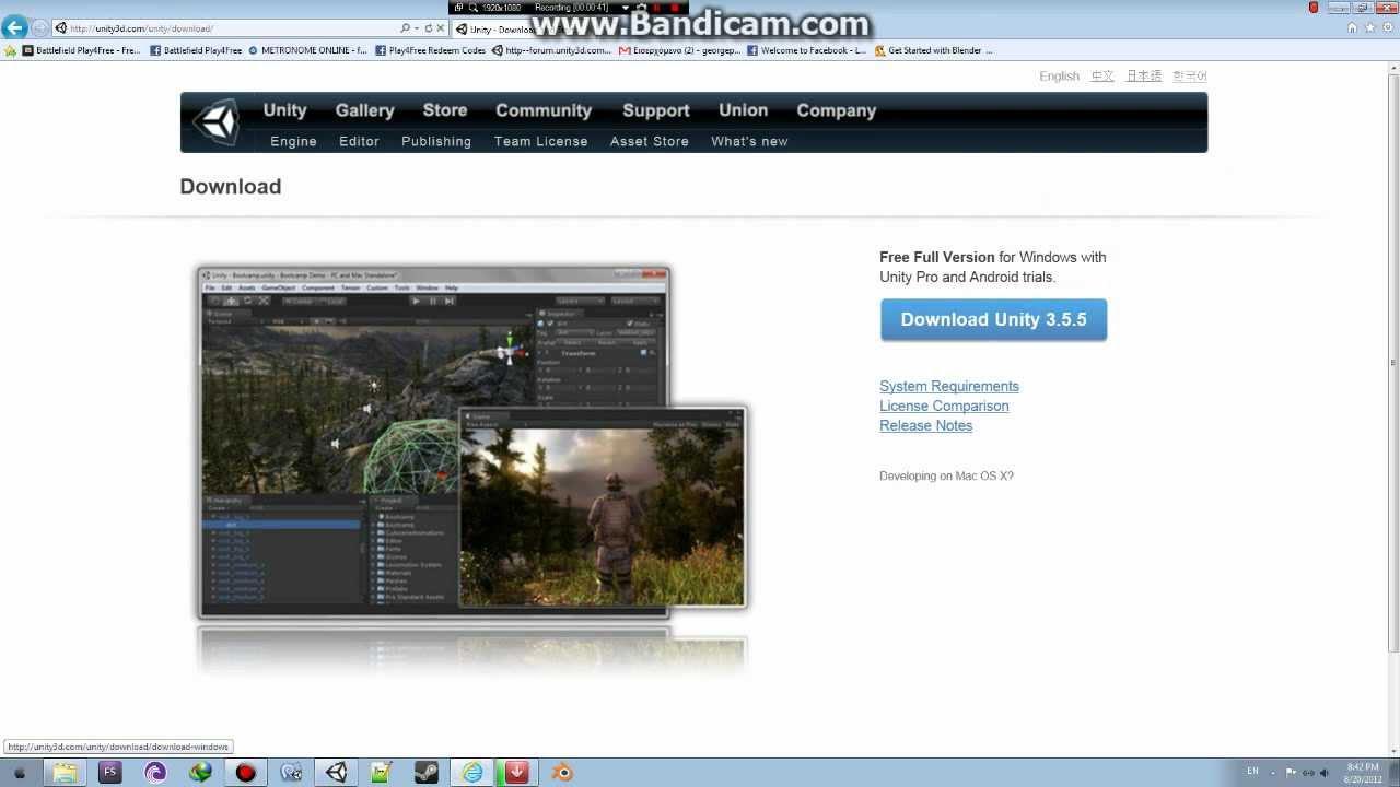 #1 Unity 3d Fps Tutorial:Mouse Look Script