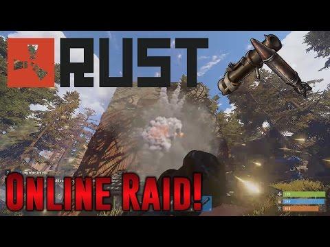 ~Rust~ Online Raid! -Rustopia US-