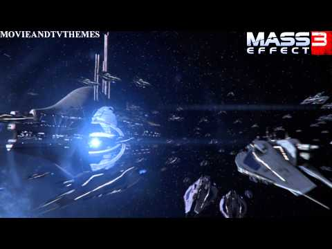 Mass Effect 3 OST - The Fleets Arrive Extended