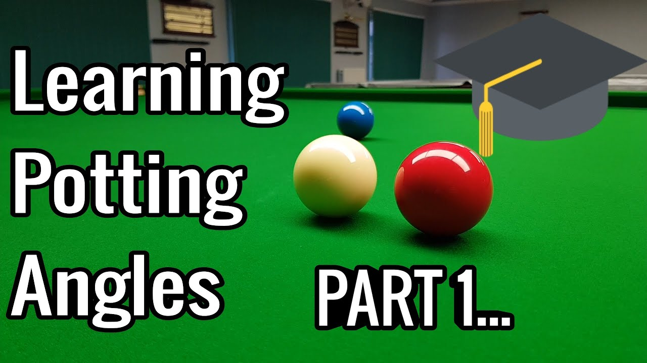 Download Learning Potting Angles | Snooker Lesson