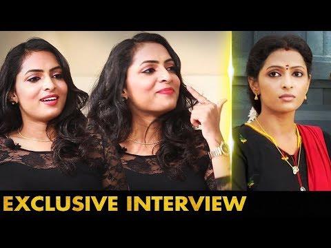 DD LipsStick Mark என்னோட கன்னத்தில் இருந்தது   VaniRaniSerial Fame Actress Niranjani Ashok Interview