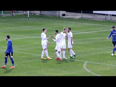 Bramki z meczu Qarabağ Ağdam - Wisła Płock
