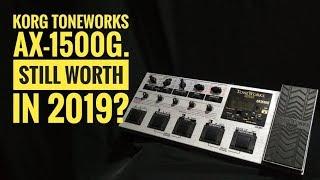 kORG ToneWorks AX1500G still worth in 2019?