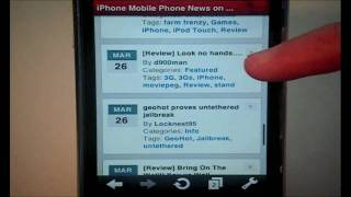 Opera Mini Web Browser For iPhone | iPod Touch !