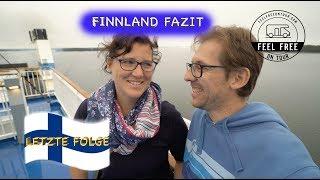 FÄHRFAHRT Helsinki-Travemünde & UNSER FAZIT Finnland Wohnmobil Rundreise