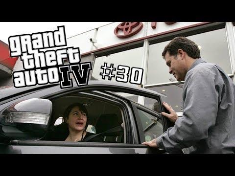 TESTOVACIA JAZDA INAK | Grand Theft Auto 4 | Part 30 | SK Let's Play | George thumbnail