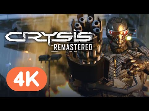 Crysis Remastered - Official Launch Trailer